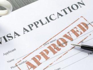 UK standard visitors visa