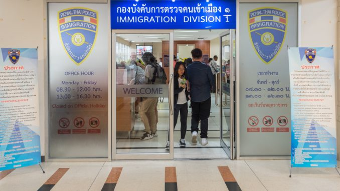 How to get repatriated back to Thailand