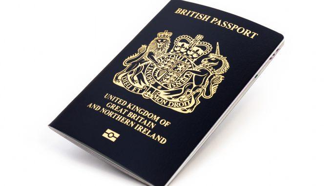 How to renew youre British passport in Thailand
